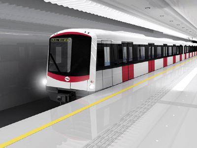 上海市轨道交通15号线工程土建18标