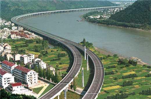 浙江金丽温高速2008年金华段桥梁维修加固工程