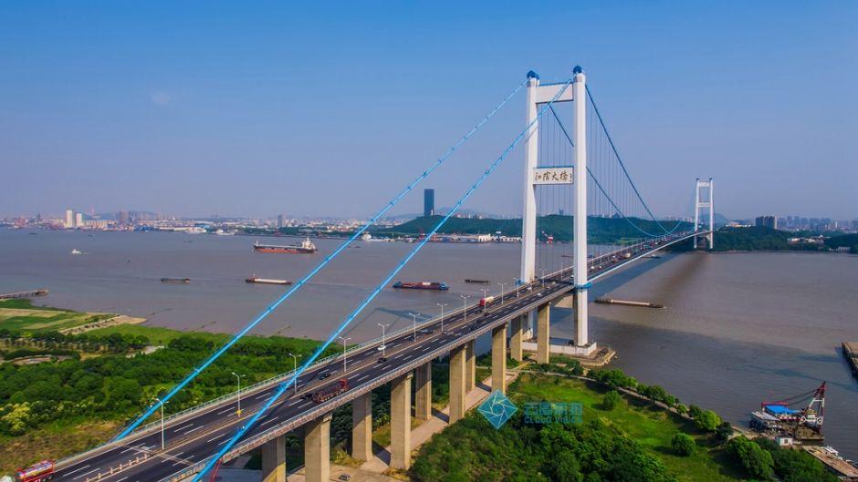江阴长江大桥加固工程
