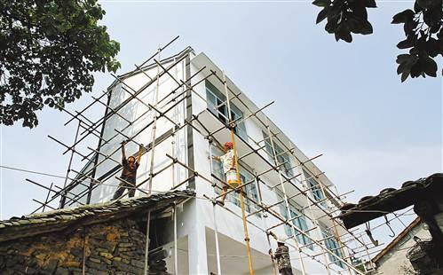 这几种房屋加固技术   改造 hold住全场!