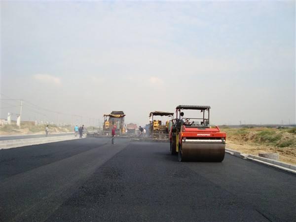 2019年度道路沥青路面、砼路面及人行道维修、养护工程II标段工程